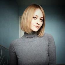 Daria - Uživatelský profil