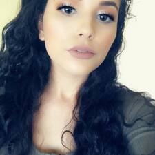 Profil utilisateur de Sarahi