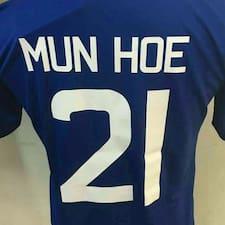 Profil utilisateur de MunHoe