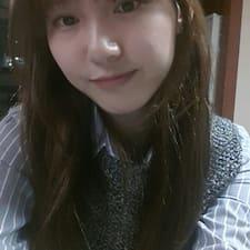 Perfil do usuário de Mina