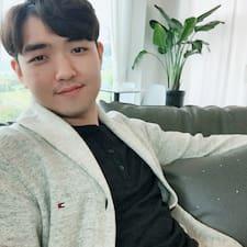 Profil utilisateur de Moo Kwon