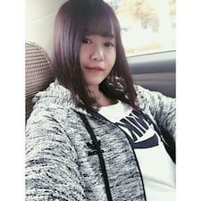 Perfil do usuário de 玥彤