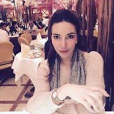 Gebruikersprofiel Julia Carina