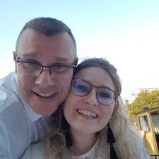 Nutzerprofil von Carine & Stéphane