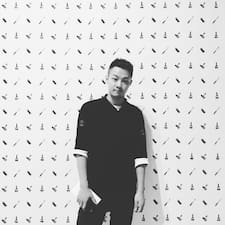 Profil utilisateur de 浩睿