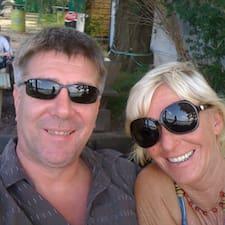 Frank+Nicole felhasználói profilja