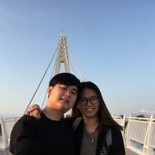 Perfil do utilizador de Chong