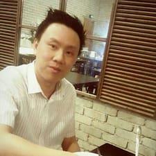 Profil utilisateur de Justin Wong