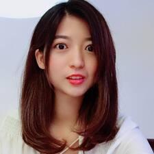 Perfil do utilizador de Qian