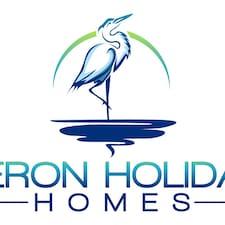 โพรไฟล์ผู้ใช้ Heron Holiday Homes