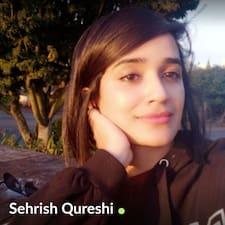 Sehrish User Profile
