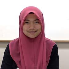 Profil utilisateur de Izzatul Hayati