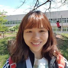 Perfil do utilizador de 정아