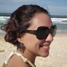 Marieta felhasználói profilja
