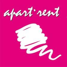 Profil utilisateur de Apart-Rent