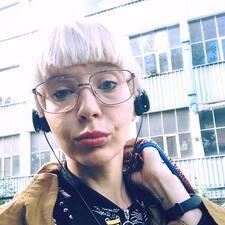 Perfil do utilizador de Agnieszka
