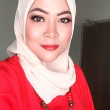 Nutzerprofil von Siti Nurbazilah