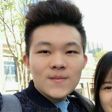 Gebruikersprofiel Jin