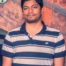 Raviteja felhasználói profilja