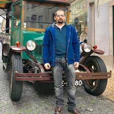 Luís User Profile