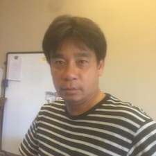 Profil utilisateur de Yasushi