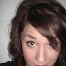 Kamila felhasználói profilja