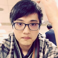 Chun-Yu felhasználói profilja