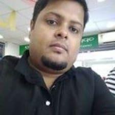 Nutzerprofil von Sourav