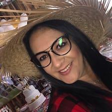 Suzana felhasználói profilja