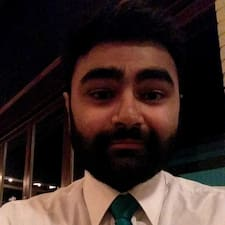 Profil utilisateur de Kishan