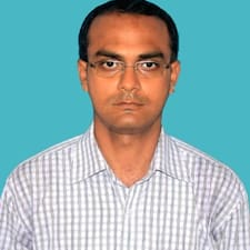 Sandip felhasználói profilja