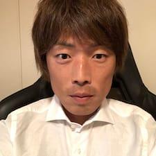 Användarprofil för Daiji