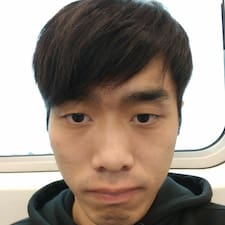 Gebruikersprofiel Hao Jun