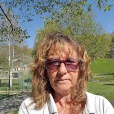 Henkilön Lidia käyttäjäprofiili