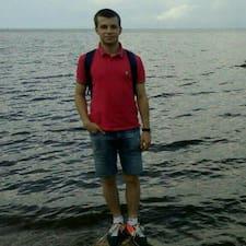 Profil Pengguna Кирилл