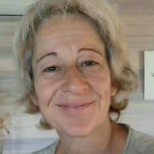 Användarprofil för Maria Fabiana