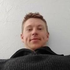 Profilo utente di Kristoffer