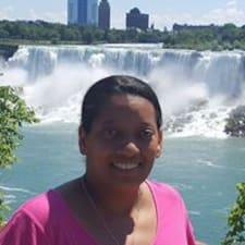 Joanita felhasználói profilja