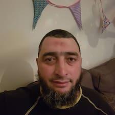 Erdinç felhasználói profilja