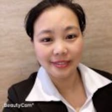 Profil utilisateur de 旭东红木厉江玲 (Phone number hidden by Airbnb)