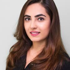 Profil utilisateur de Shahrzad