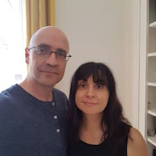 Henkilön Martine & Francis käyttäjäprofiili
