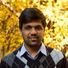 Perfil do utilizador de Rishabh