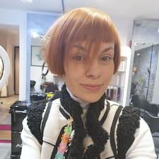 Profilo utente di Mihaela Dalar
