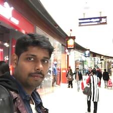 Profil utilisateur de Manikandan
