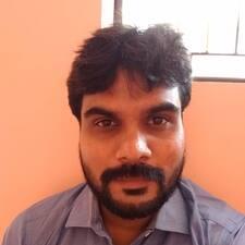 Användarprofil för Ramaraj