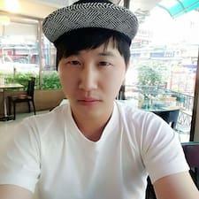 Gebruikersprofiel Jaehyoung