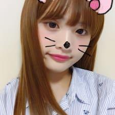 Nutzerprofil von Yeji
