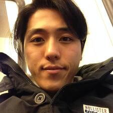 Perfil do usuário de Myungho