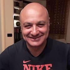 Profil utilisateur de Antonio Mauro
